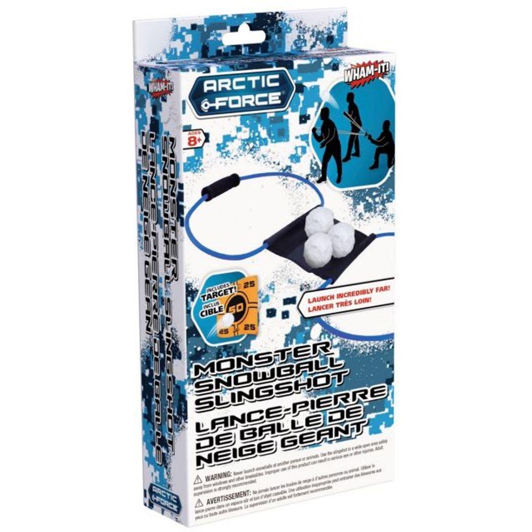 Снежный бластер Monster Snow Slingshot
