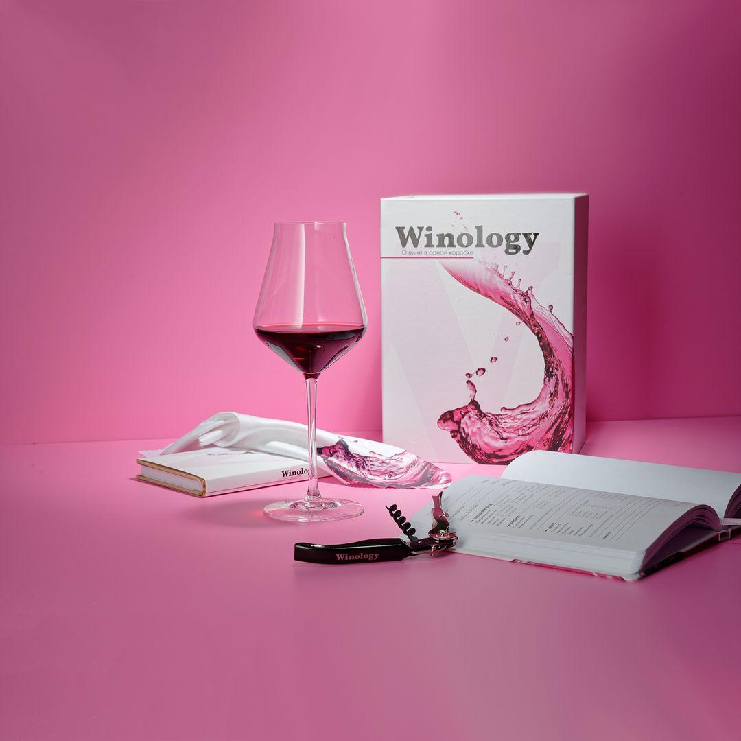 Набор для дегустации вина Winology
