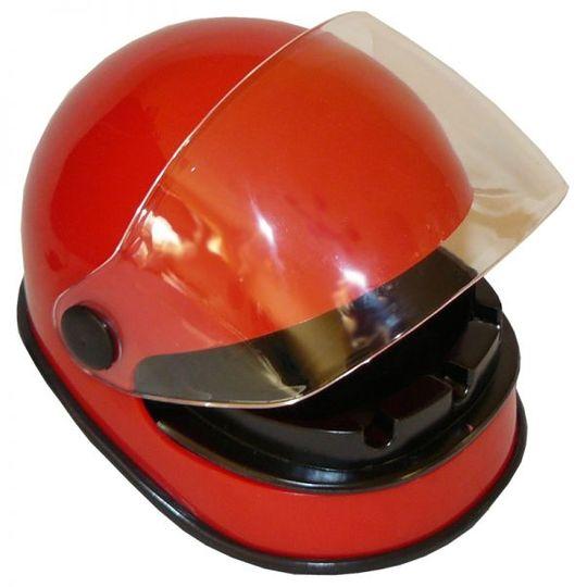 USB Пепельница Красный Шлем