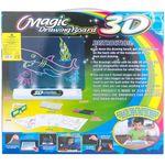 Магическая 3D доска для рисования Magic 3D Board Океан
