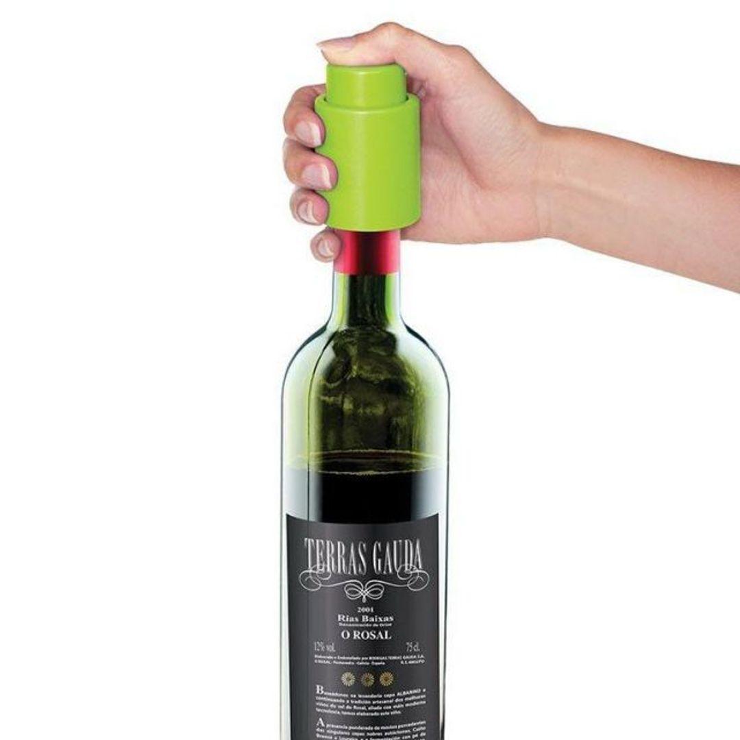 Пробка для бутылки вина Vacu Wine XXL