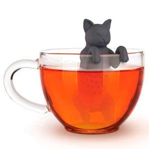 Заварник для чая Кошка Purr Tea