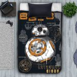 Покрывало Star Wars BB-8