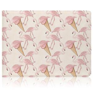 Обложка для студенческого билета Flamingo ice cream