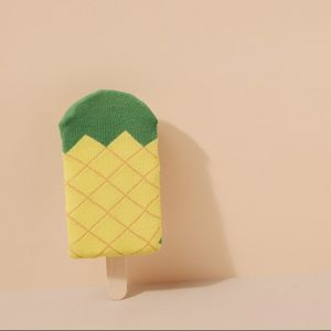 Носки Ананасовое мороженое Icepop Pineapple