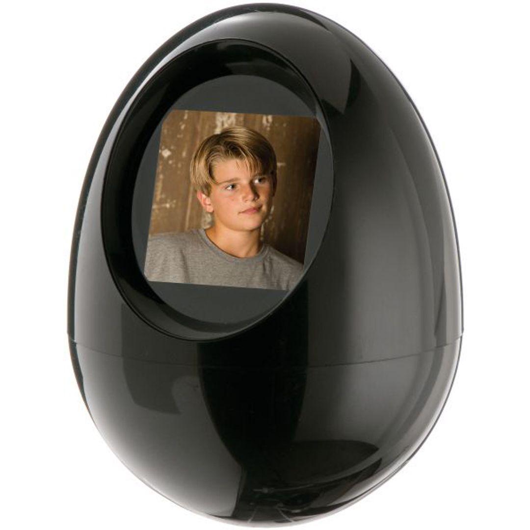 Цифровая фоторамка Яйцо