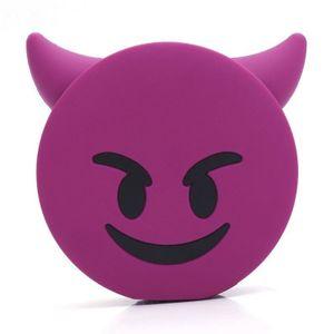Внешний аккумулятор Power Bank Emoji Чертик