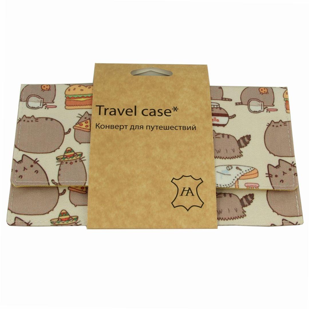 Конверт для путешествий Pushin В упаковке