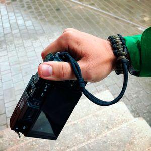 Кистевой ремень для фотоаппарата Кобра