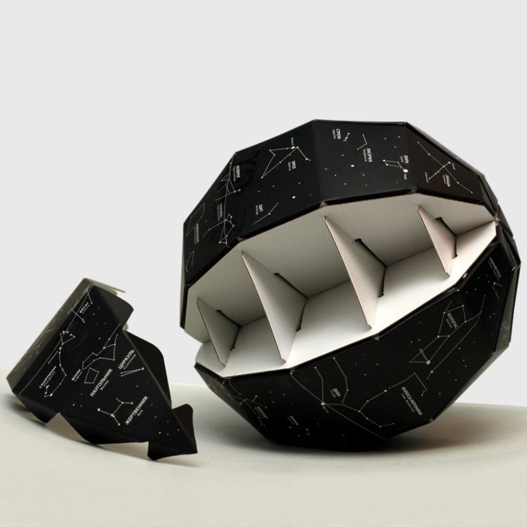 Такой глобус изнутри