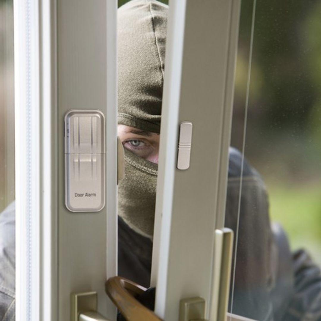 Сигнализация на дверь