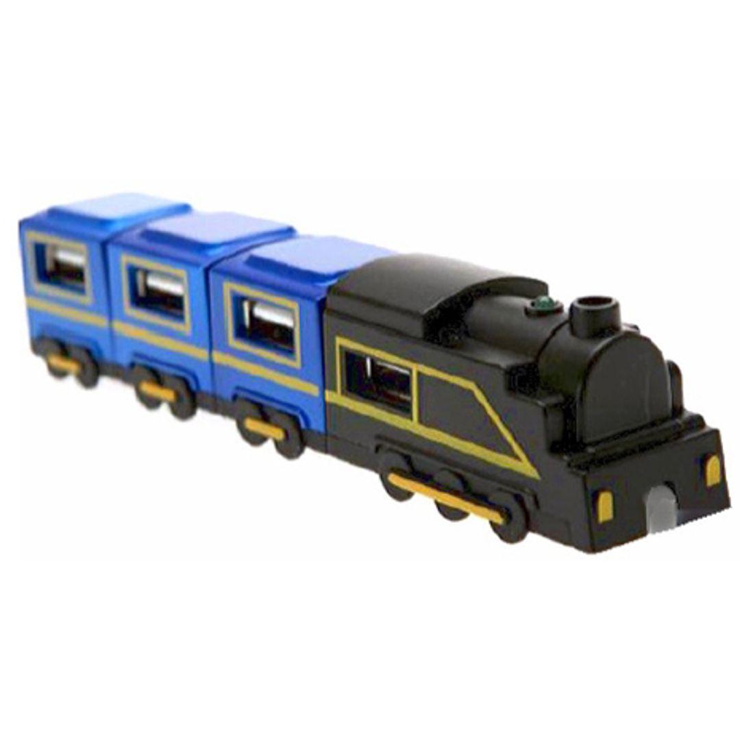 USB Хаб Поезд Ретро