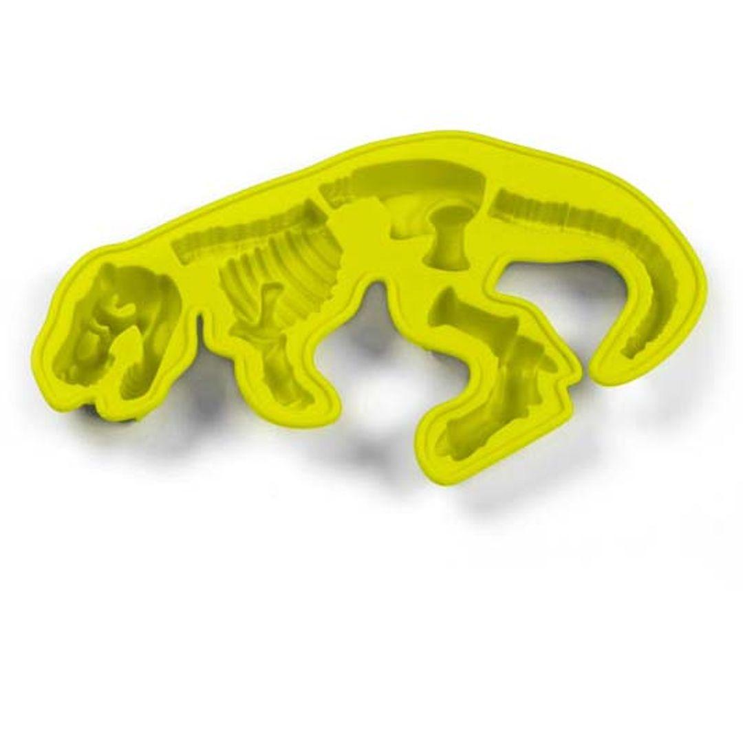 Форма для льда Ископаемое Fossiliced (Желтый)