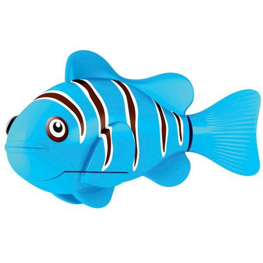 Роборыбка Robofish (Сине-черный)