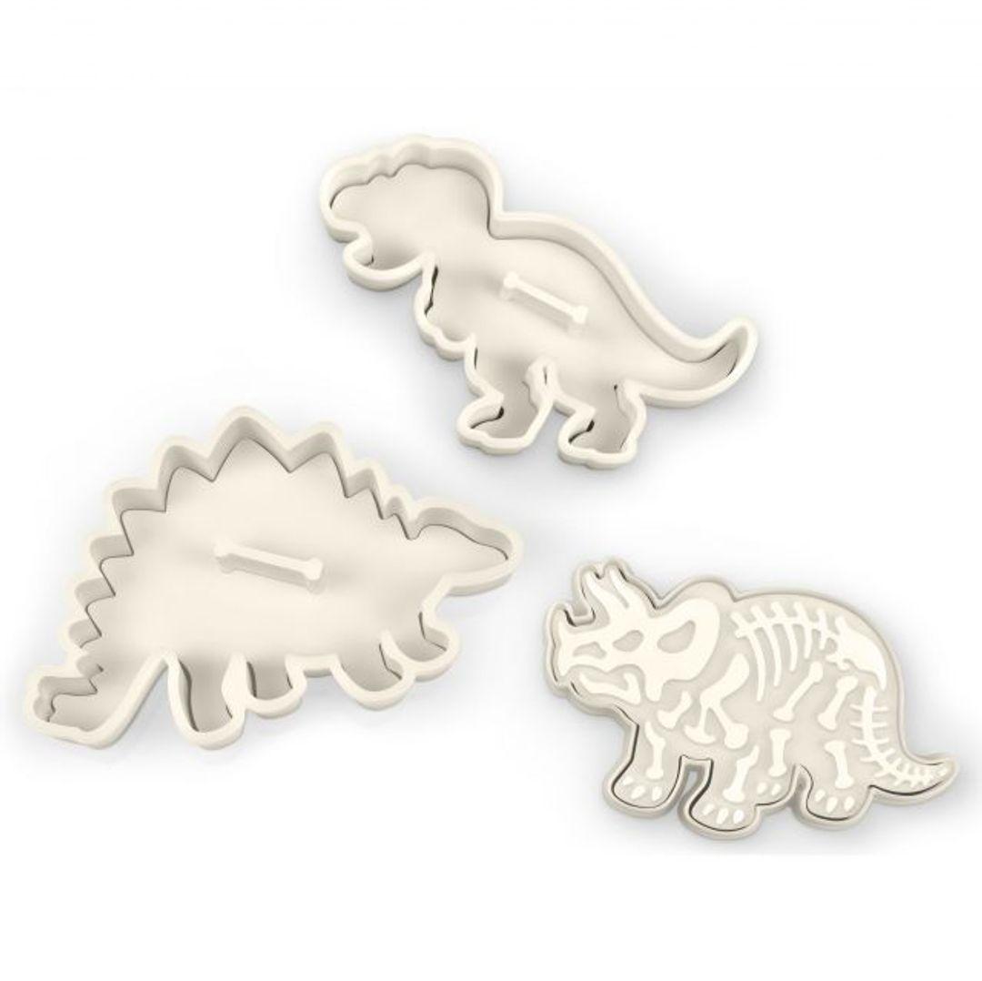 Форма для выпечки Динозавры Dig-Ins