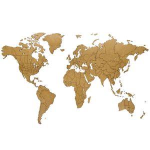 Пазл Карта мира True Puzzle Base