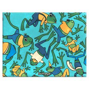 Обложка для студенческого билета Bumaga Smile Frog
