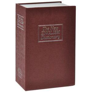 Книга Сейф Английский словарь The New English Dictionary