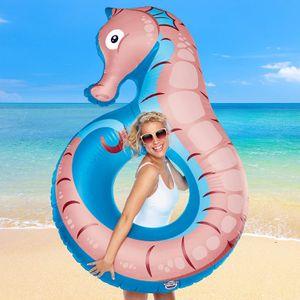 Надувной круг Морской конек Seahorse