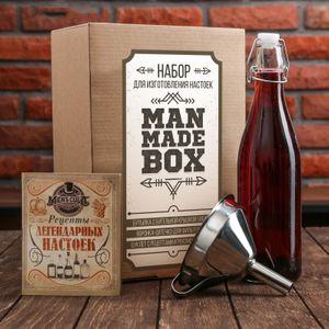Набор для изготовления настоек Man Made Box