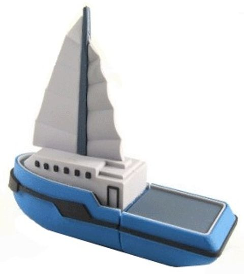 Флешка Яхта 8 Гб