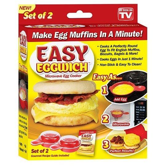 Воздушная яичница Easy Eggwich