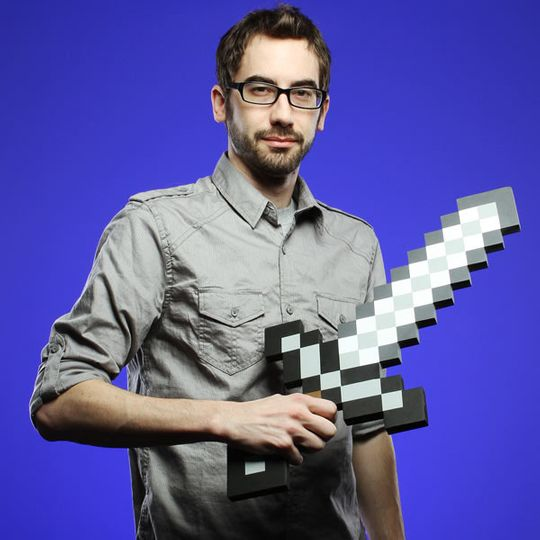 Железный меч Minecraft