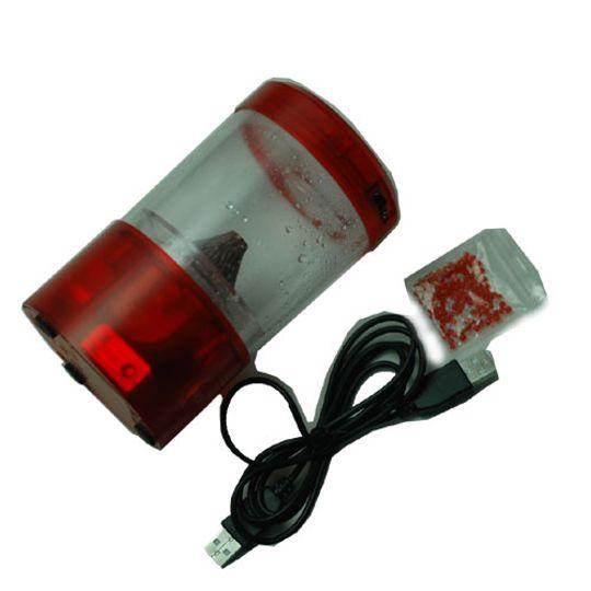 USB Аквариум Извержение вулкана