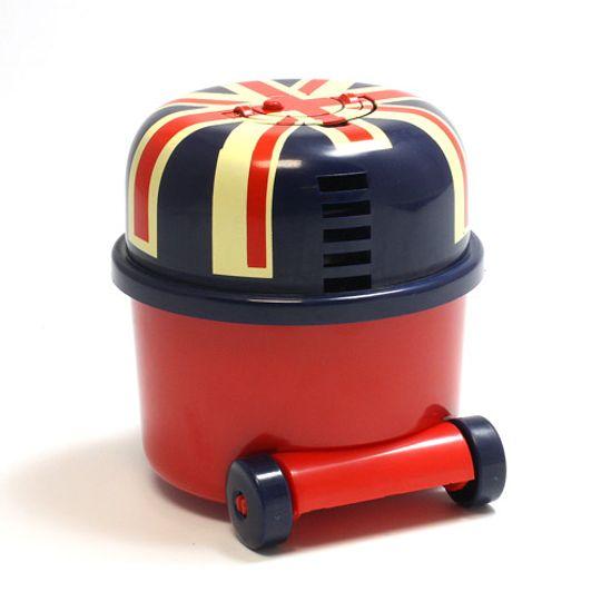 Настольный пылесос Union Jack