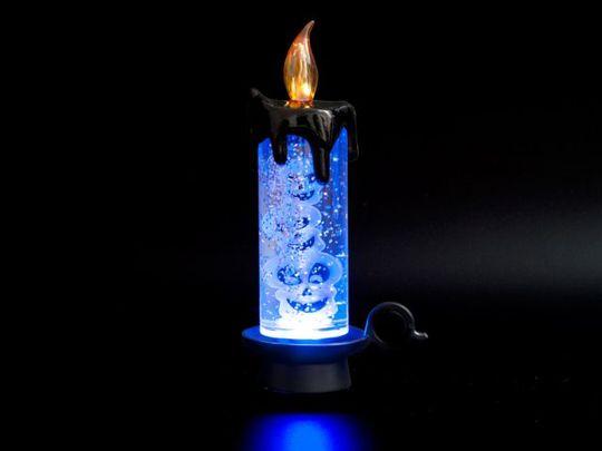 USB Светодиодная свеча Черепушки