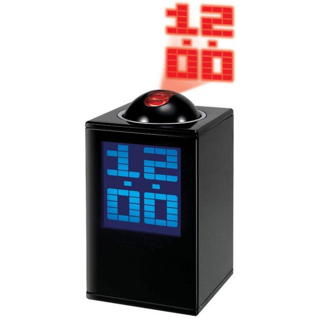Будильник Проектор времени