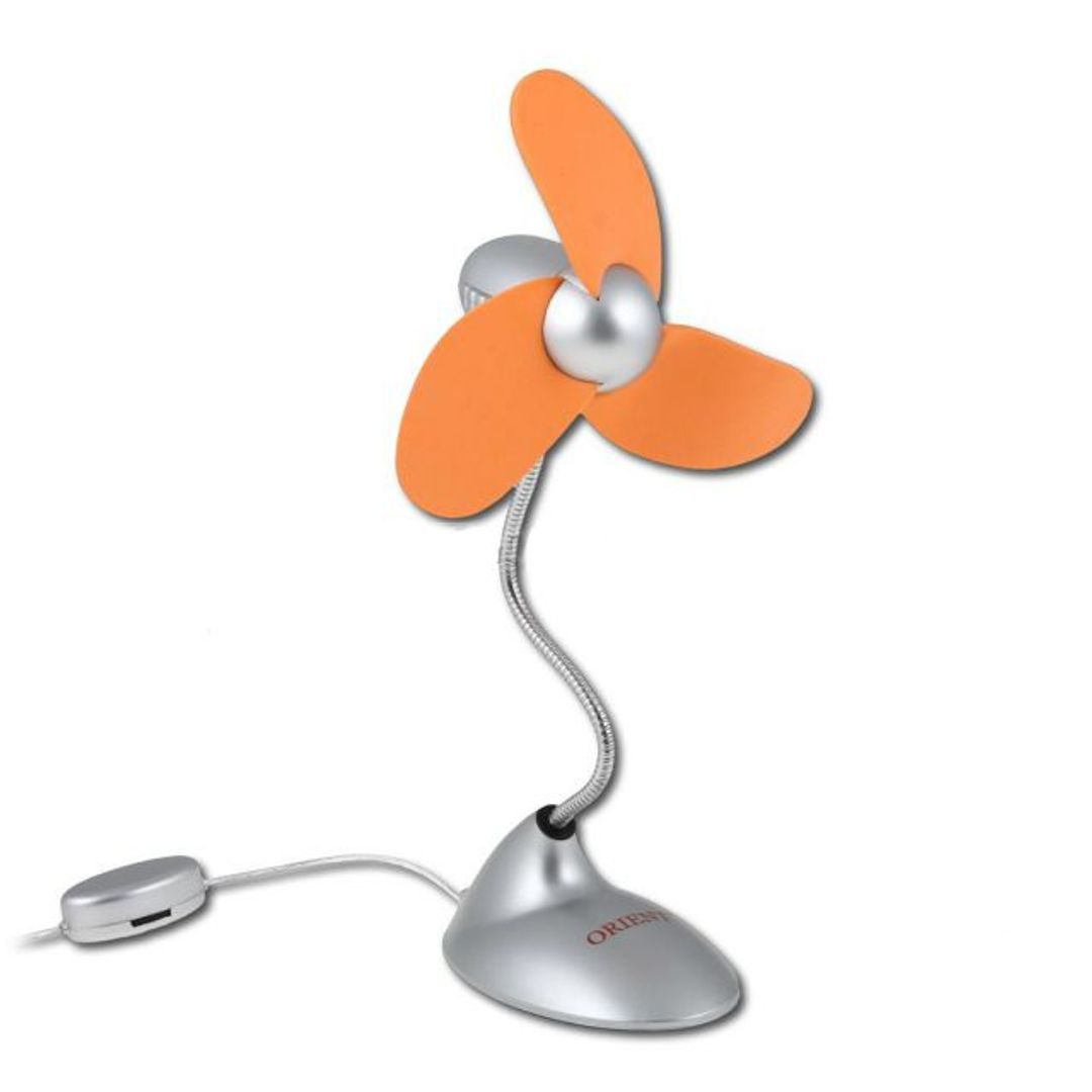 USB Вентилятор Оранжевый