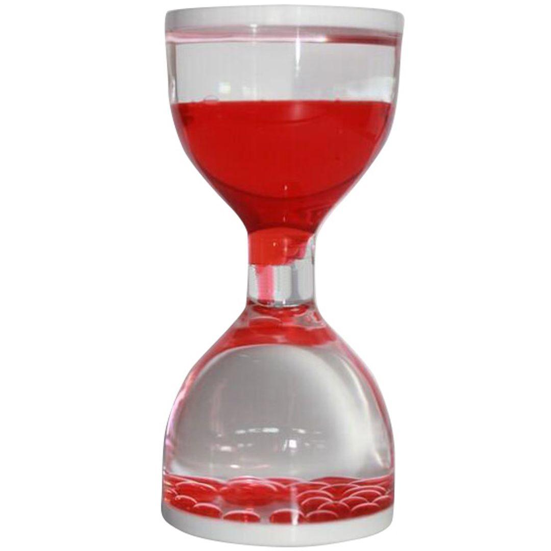 Водяные часы — красные