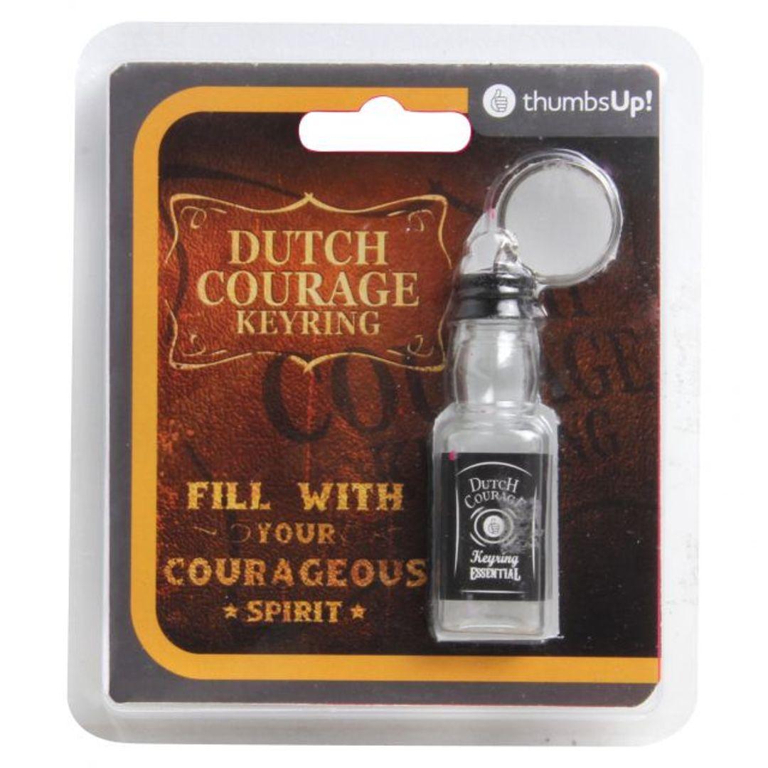 Брелок мужества Dutch Courage Keyring