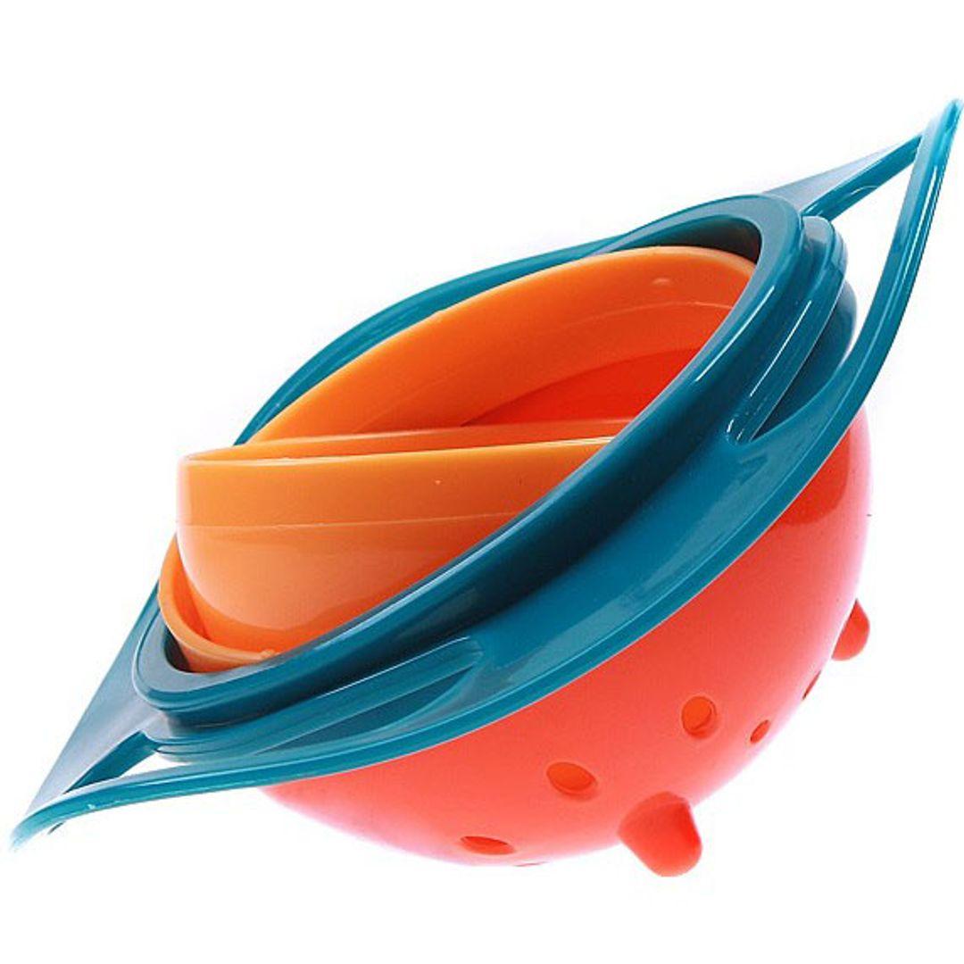 Тарелка Непроливайка Gyro Bowl