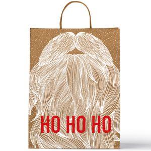 Подарочный пакет Борода большой
