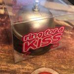 Звонок настольный Время поцелуя Ring for a kiss Отзыв