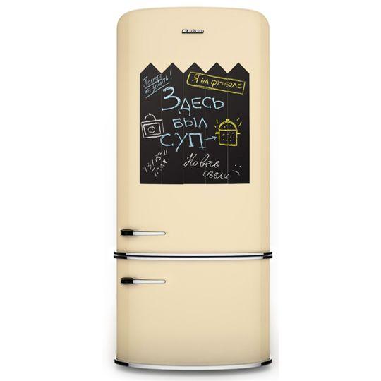 Магнитная доска на холодильник Забор Меломпо