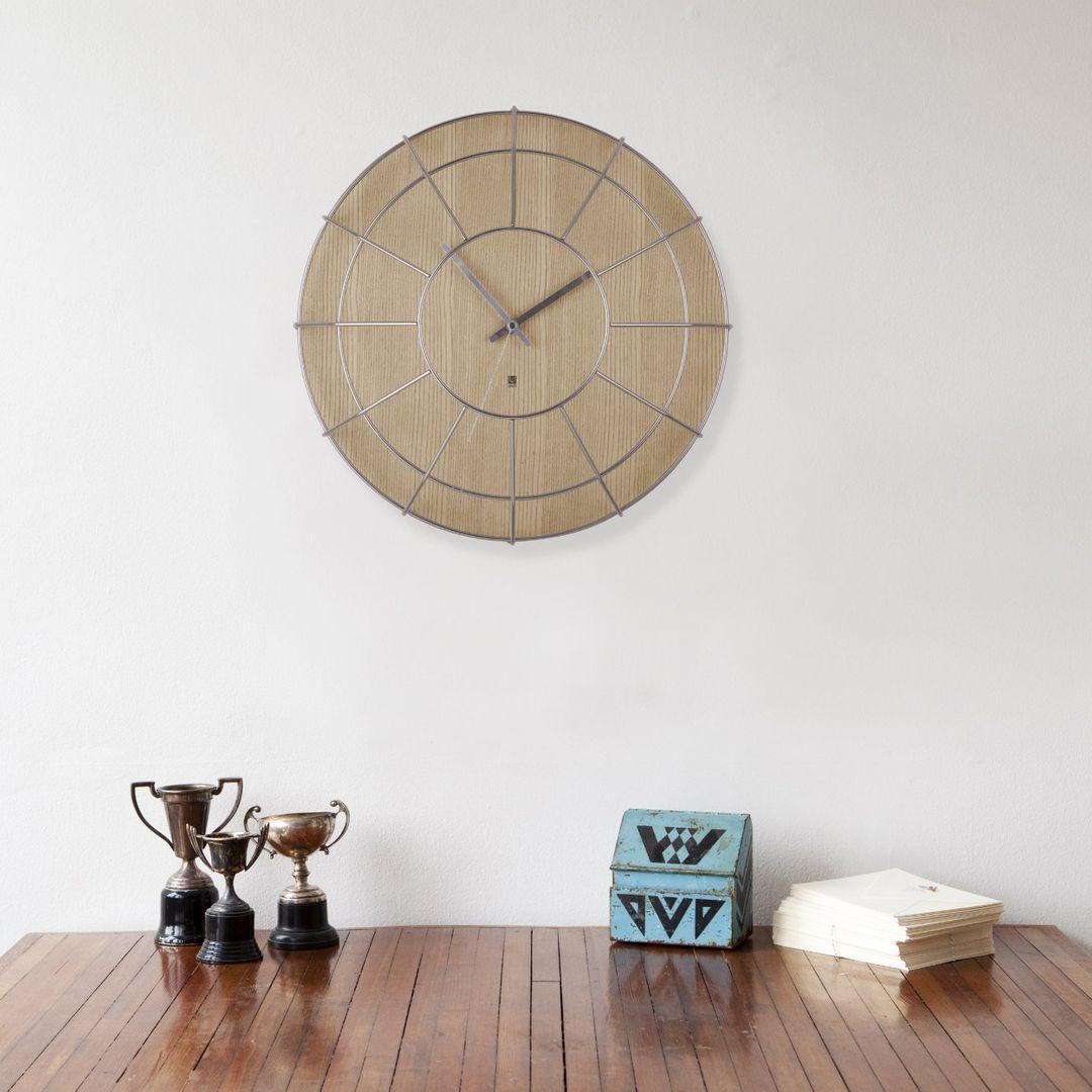 Часы настенные Umbra Cage
