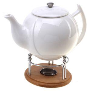 Чайник заварочный Эстет (с подогревом и подставкой)
