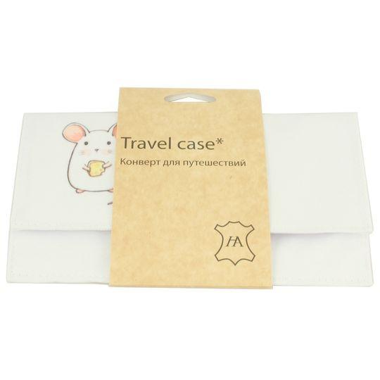 Конверт для путешествий White Mouse В упаковке
