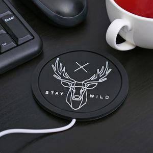 USB Подогреватель для чашки Олень Stay wild