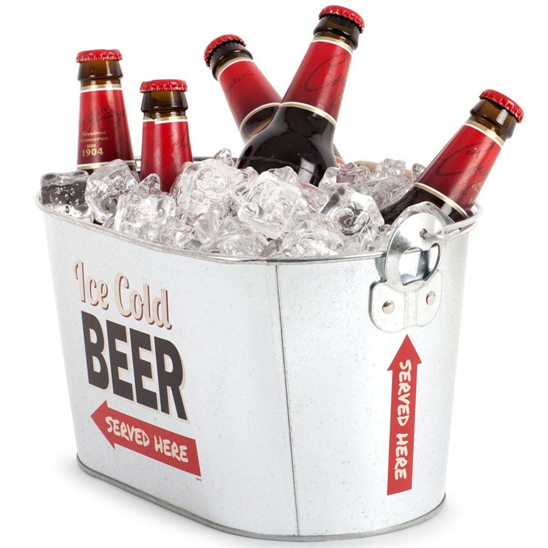 Ведро для охлаждения пива Party time