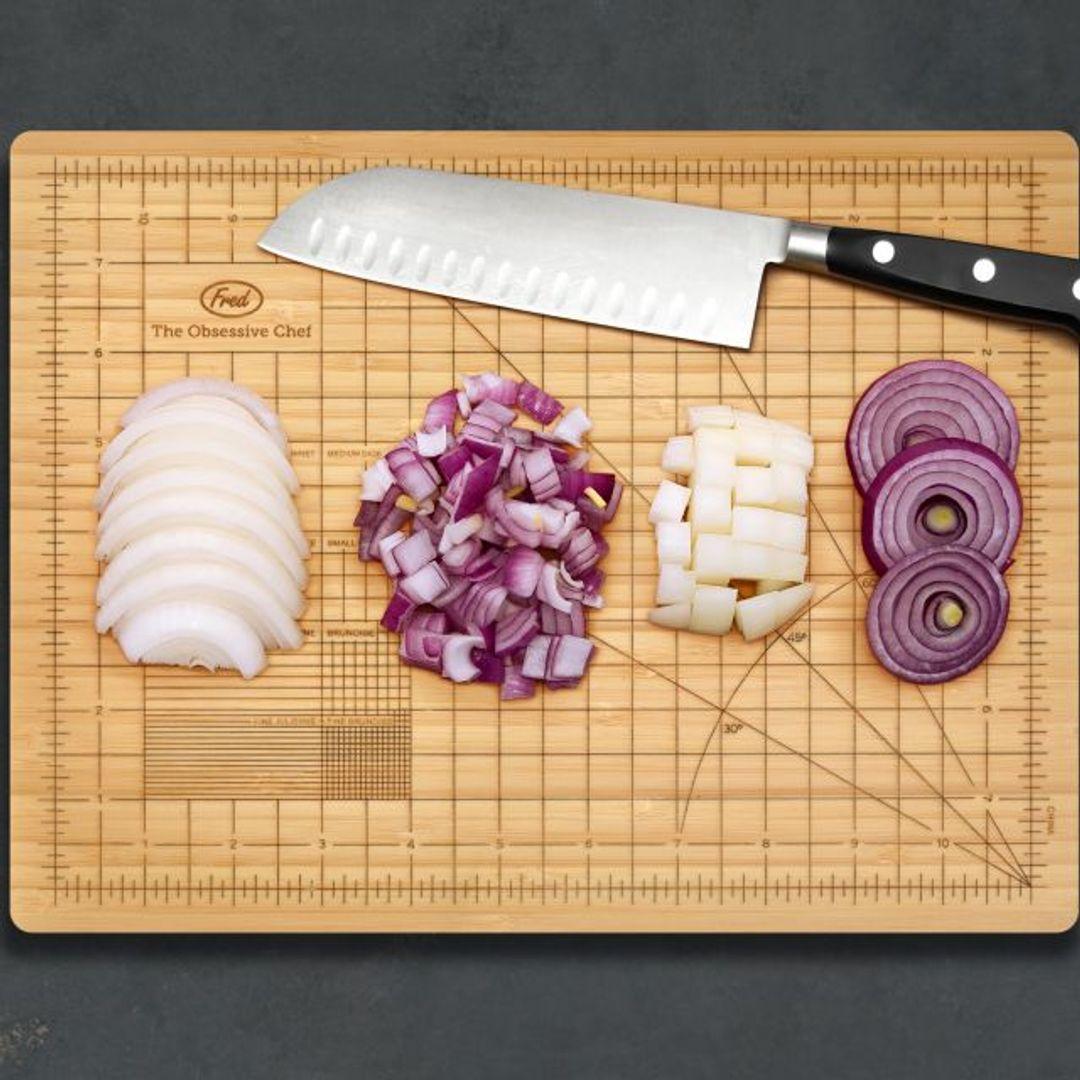 Доска разделочная Шеф-повар The Obsessive Chef