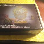 3D Лампа Сова Отзыв