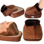 Массажер-грелка для ног Warm Massager (2 в 1)