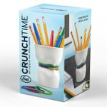 Стакан для ручек и карандашей Crunch Time