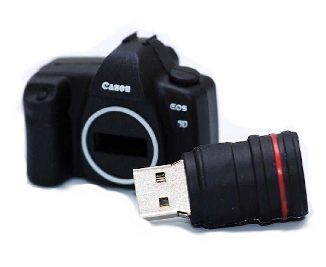 Флешка Фотоаппарат Canon EOS 5D 4 Гб