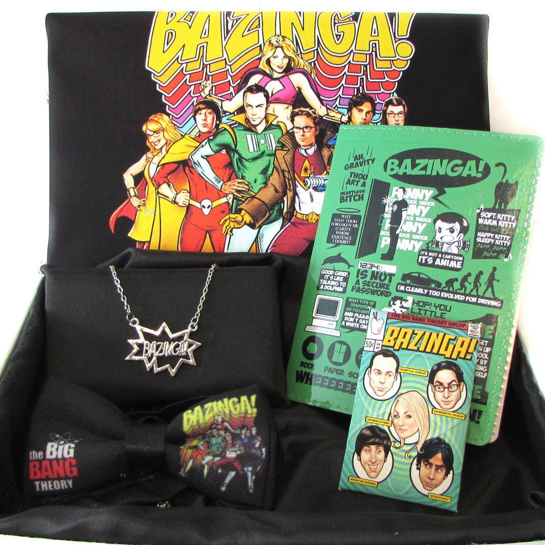 Подарочный набор Теория Большого Взрыва The Big Bang Theory