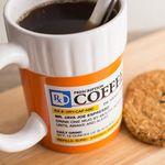 Кружка Кофе по рецепту  С напитком